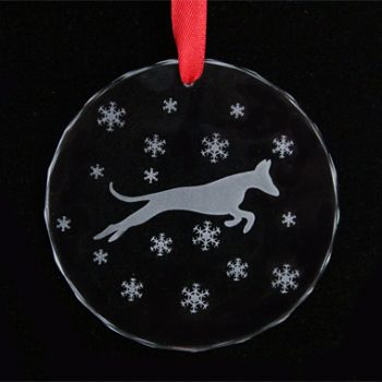 podenco ornament