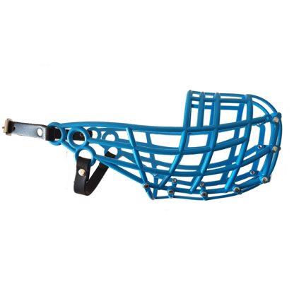 muilkorf blauw