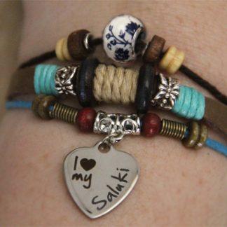 armband saluki